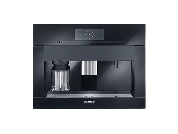 miele cva6805 coffee machine obsidian black m touch. Black Bedroom Furniture Sets. Home Design Ideas