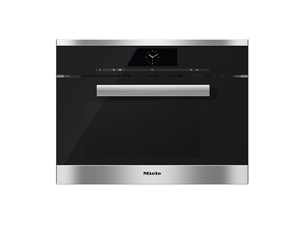 Miele dgm6800 compact steam oven with microwave m touch oven for Miele compact