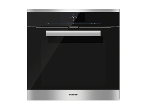 miele h6860bp single oven miele pureline m touch ovens. Black Bedroom Furniture Sets. Home Design Ideas