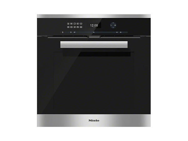 miele single oven h6461bp cookercentre. Black Bedroom Furniture Sets. Home Design Ideas