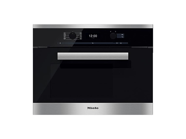 miele steam oven dgc6400 cookercentre. Black Bedroom Furniture Sets. Home Design Ideas