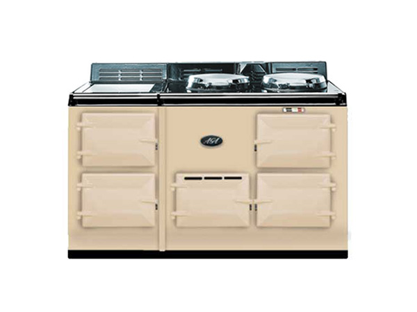 Aga 4 Oven Gas powered flue