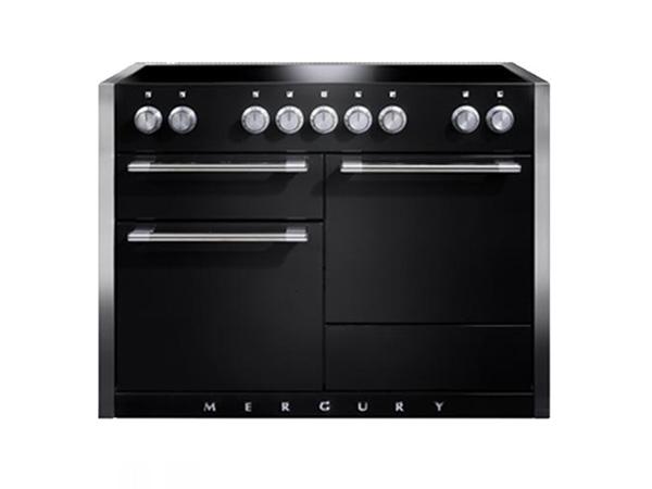 Mercury 1200 Range Cooker in Ash Black