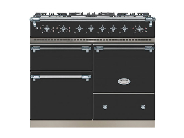 Lacanche Macon Range Cooker in Anthracite