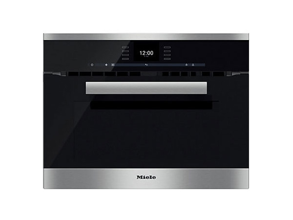 Miele H6600BM Compact combination oven