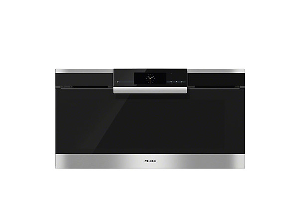 Miele H6890BP 90cm M Touch Single Oven from the Pureline range
