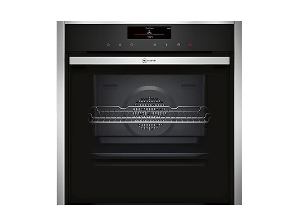 Neff B47VS36N0B Slide and Hide oven with varioSteam