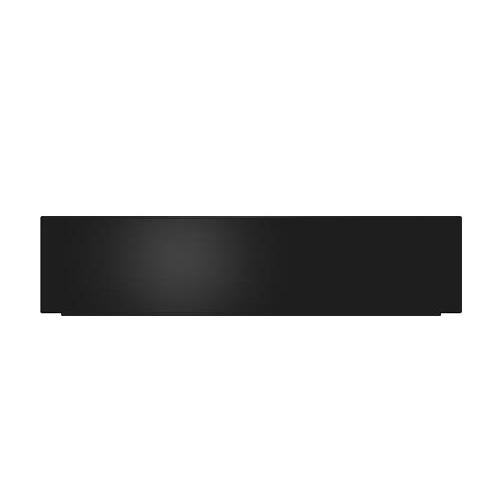 Miele ESW6214 Warming Drawer in Obsidian Black