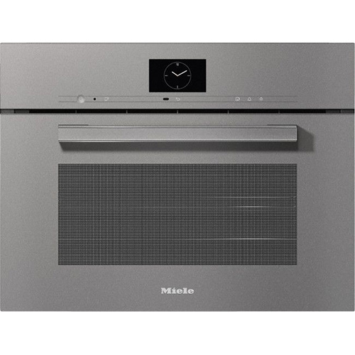 Miele DGC 7460 Graphite Grey VitroLine11 Combination Steam Ovens