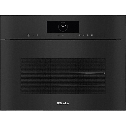 Miele DGC 7845X Obsidian Black ArtLine Steam Oven