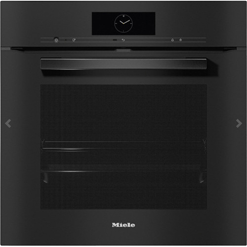 Miele DGC 7860 Obsidian Black VitroLine Combination Steam Oven