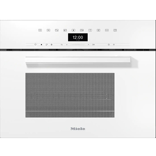 Miele DGM 7440 Brilliant White VitroLine