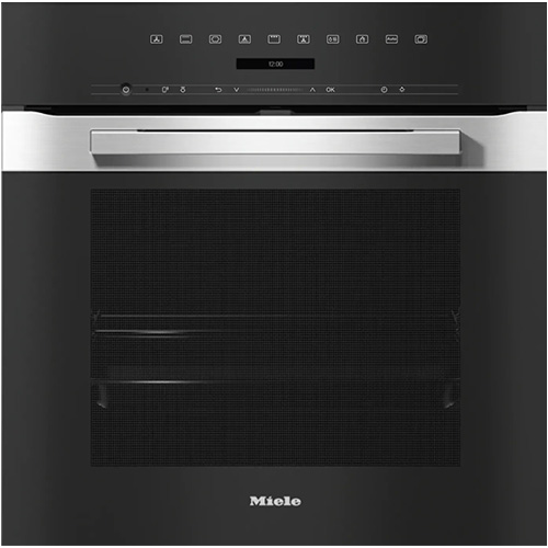Miele H 7264 BP Clean Steel (Pureline) Single Oven