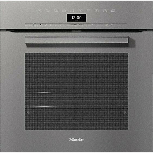 Miele H 7464 BP Graphite Grey (Vitroline) Single Oven