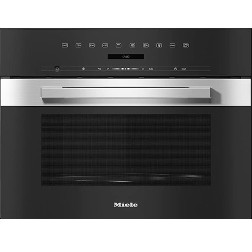 Miele M 7240 TC Clean Steel PureLine