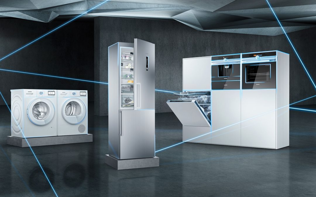 Siemens Home Connect at Spillers