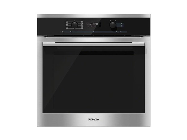 Miele H6160B Contourline single oven