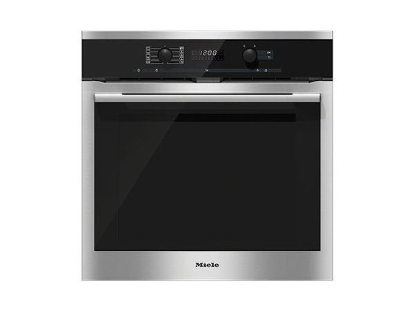 Miele H6160BP Single Oven