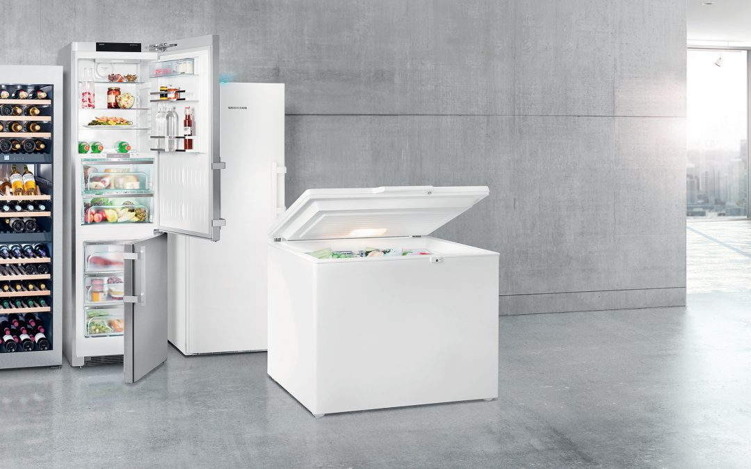 Liebherr Refrigeration Centre at Spillers