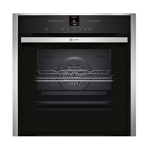Neff B57CR22N0B Pyrolytic Single Oven