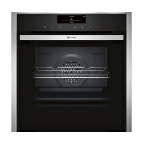 Neff B58VT28N0B Compact Oven with Full Steam (Distinct Collection)