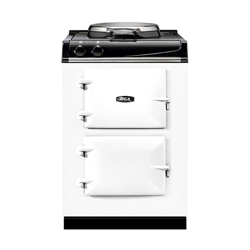 Aga 60 all electric in White