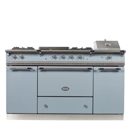 Lacanche Citeaux Range Cooker in Delft Blue