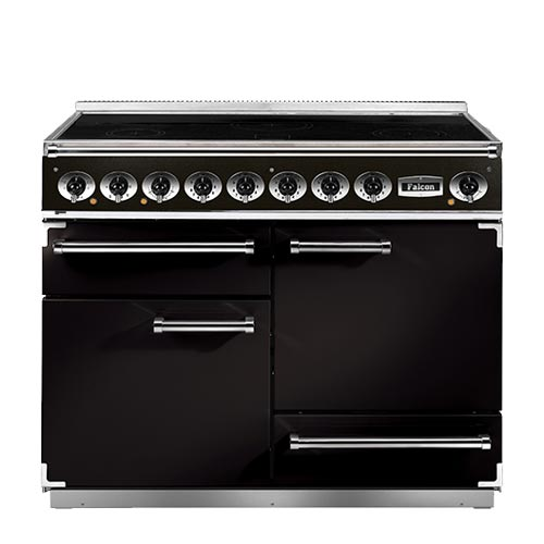 Falcon 1092 Induction Range Cooker in Black