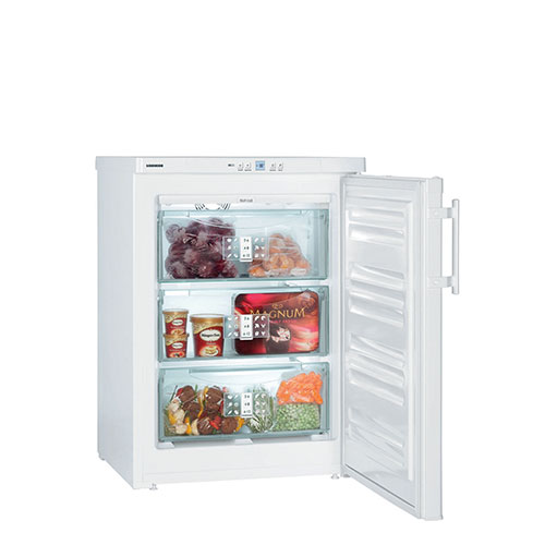 Liebherr GN1066 under counter Freezer in White
