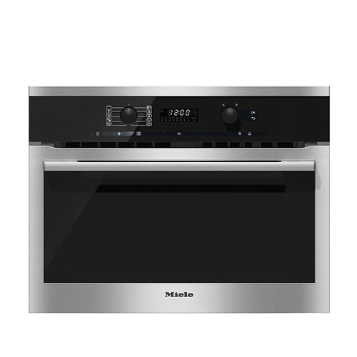 Miele H6100BM Compact Microwave Combination Oven