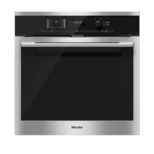Miele H6160BP Contourline Single Oven