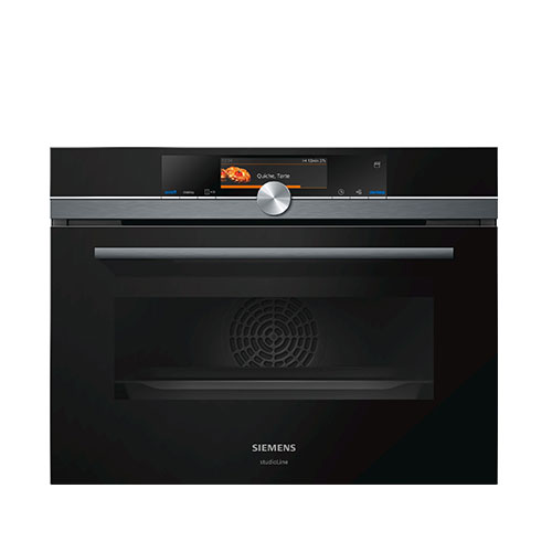 Siemens CS858GRB6B Studioline Steam Combination Oven (IQ700)
