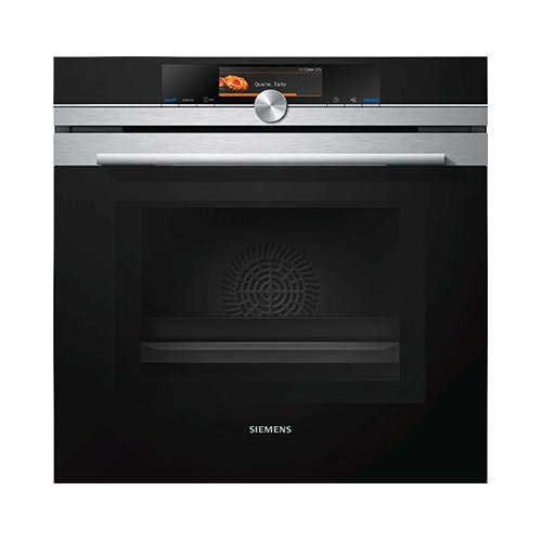 Siemens HM678G456B Combi Microwave Oven (IQ700)