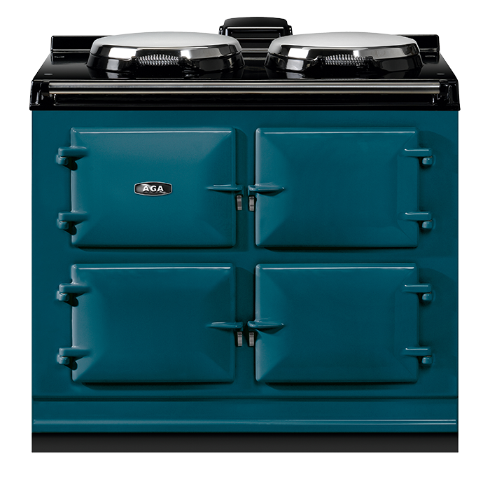 Aga Salcombe blue