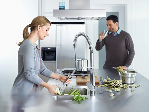 Grohe tap 1