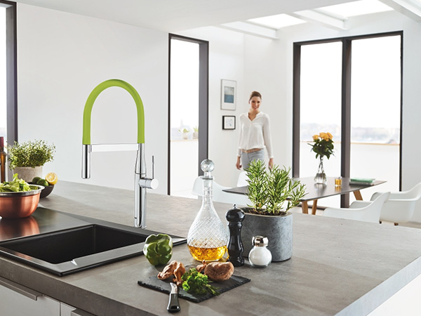 Grohe tap 3