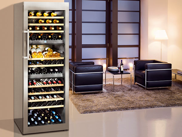 Liebherr wine cooler 2