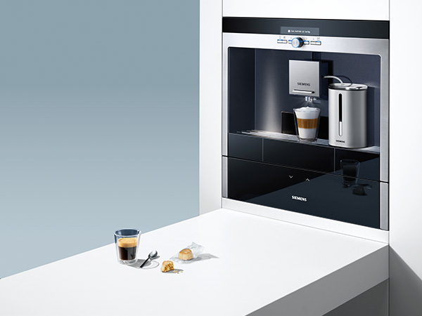 Siemens Coffee Machines In Our Showroom Spillers Of Chard