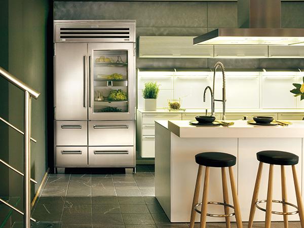 Subzero fridge 2