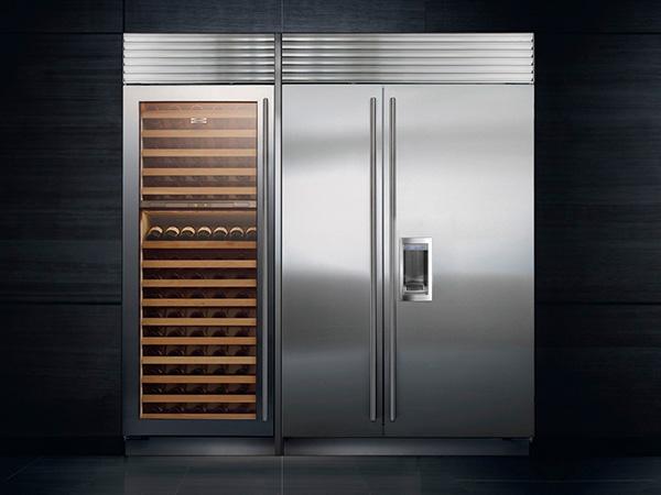 Subzero fridge 7