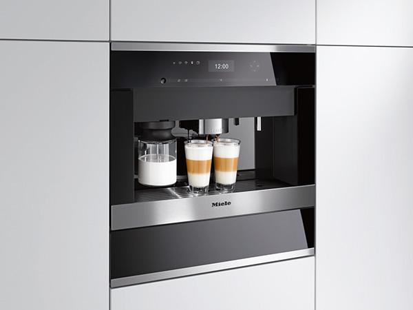 miele CVA6401 coffee machine bean to cup