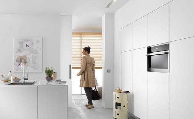 miele DG6100 contourline steam oven lifestyle med res