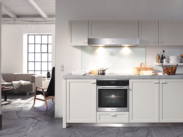 miele H6160BBP contourline single oven Lifestyle med res