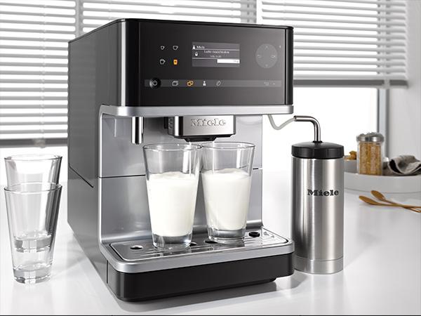 miele freestanding coffee machine CM6310