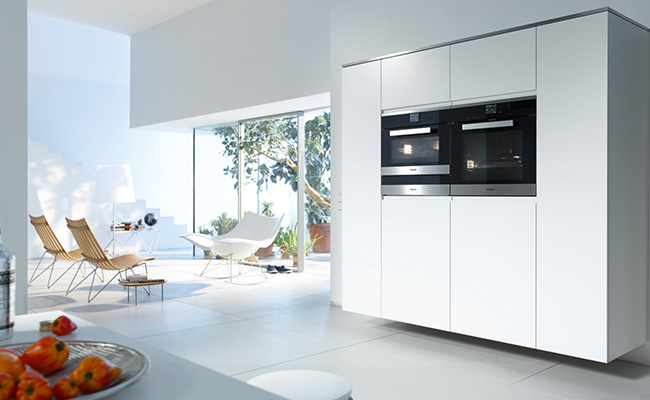 miele pureline steam combination oven DGC6600XL lifestyle med res