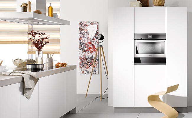 miele steam combi oven DGC6500XL lifestyle med res