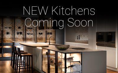 New Showroom Kitchen Displays