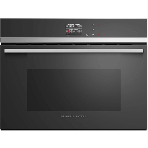 Fisher & Paykel Compact Steam Combination Oven OS60NDB1