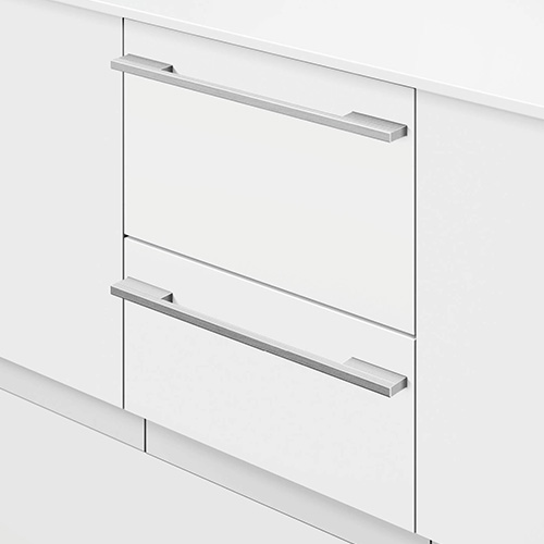 Fisher & Paykel Double Dishwasher Drawers DD60DHI9