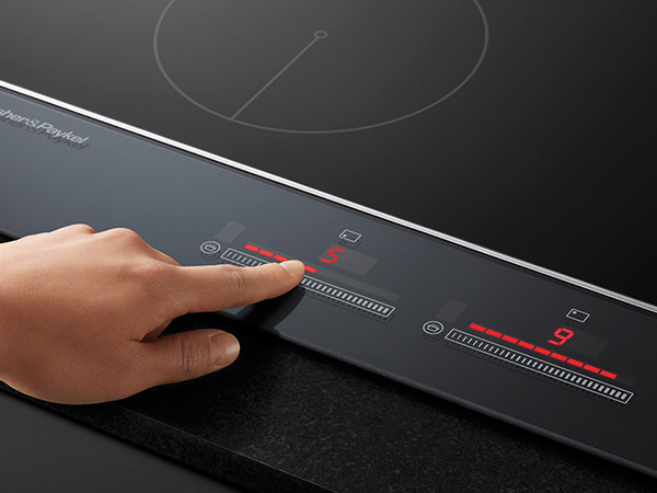 Fisher & Paykel Induction Hob precise control